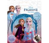Epee Merch Disney Frozen Vinylové samolepky 5 kusů