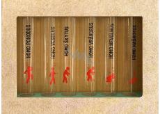 Albi Evoluční vývoj večera sada panáků zkumavky 6 x 60 ml