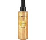 La Rive Golden Dream třpytivá mlha na tělo 200 ml