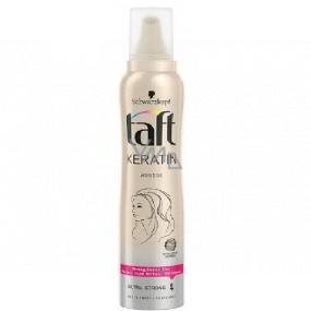 Taft Keratin Complete Ultra Strong ultra silně tužící pěnové tužidlo 200 ml