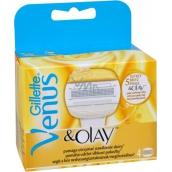 Gillette Venus & Olay náhradní hlavice 4 ks pro ženy