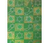 Nekupto Dárková papírová taška největší 46 x 33 x 10,5 cm Vánoční 024 50 GXL