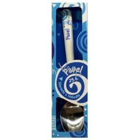 Nekupto Twister Lžička se jménem Pavel modrá 16 cm