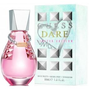 Guess Dare Dare Limited Edition toaletní voda pro ženy 50 ml