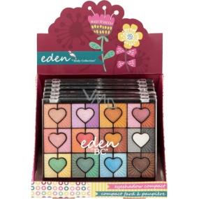Eden BC Love Palette dětská paletka 36 očních stínů