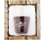 Bohemia Natur Rumový panák ručně vyráběné mýdlo v krabičce 70 g