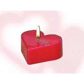 Lima Valentýnská vonná plovoucí svíčka srdíčko
