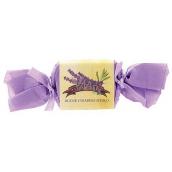 Bohemia Gifts & Cosmetics Levandule ručně vyráběné toaletní mýdlo bonbon 30 g