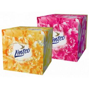Linteo Premium papírové kapesníčky 3 vrstvé 60 kusů bílé