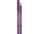 Dermacol 12H True Colour Eyeliner dřevěná tužka na oči 03 Purple 2 g
