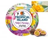 Marion Tropical Island Mango & Maracuya želatinová pleťová maska 10 g