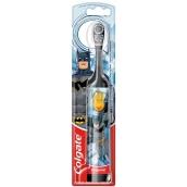 Colgate Kids Batman Extra Soft elektrický zubní kartáček pro děti