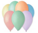 Balónky Makronky mix barev 26 cm 10 kusů