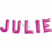 Albi Nafukovací jméno Julie 49 cm