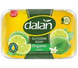 Dalan Organic Lime glycerinové mýdlo 100 g