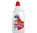 Disinfekto Bucato dezinfekční přísada do prádla bez chlór 40 dávek 1 l