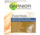Garnier Skin Naturals Essentials 35+ noční krém proti vráskám 50 ml