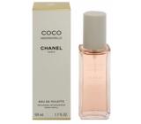 Chanel Coco Mademoiselle toaletní voda náplň pro ženy 50 ml s rozprašovačem