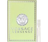 Versace Versense toaletní voda pro ženy 1 ml s rozprašovačem, Vialka