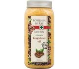 Bohemia Herbs Kofein a Glycerin relaxační koupelová sůl 900 g