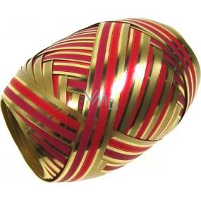 Nekupto Klubíčko Luxus zlatá červený pruh 162 30 KB 10 m