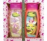 Bohemia Kids Víla Johanka sprchový gel 250 ml + Víla Zuzanka šampon na vlasy 250 ml, kosmetická sada