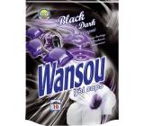 Wansou Black & Dark koncentrované gelové prací kapsle na černé a tmavé prádlo 10 kusů