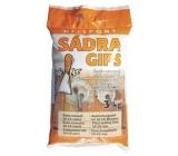 Kittfort Sádra Gips šedá - stavební 3 kg