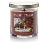 Yankee Candle Moroccan Argan Oil - Marocký arganový olej vonná svíčka Décor malá 198 g
