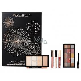 Makeup Revolution NYE Countdown Calendar kalendář odpočítávání do Nového roku