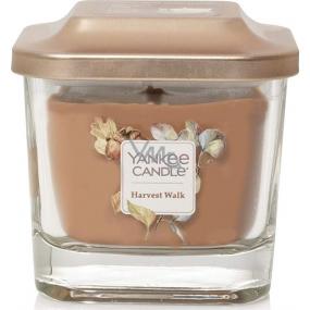 Yankee Candle Harvest Walk - Sklizeň sojová vonná svíčka Elevation malá sklo 1 knot 96 g