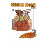 Magnum Kuřecí prsa měkká, přírodní masová pochoutka pro psy 250 g