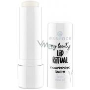 Essence My Beauty Lip Ritual vyživující balzám na rty 02 Nourishing 4,8 ml
