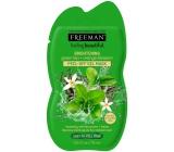 Freeman Zelený čaj a Pomerančový květ rozjasňující slupovací pleťová maska pro normální a smíšenou pleť 15 ml
