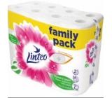 Linteo Care & Comfort toaletní papír bílý 2 vrstvý 24 kusů