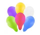 Rappa Balónek nafukovací 30 cm 6 kusů