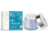 Lirene Oxy in Aqua SPF30 okysličující, výživný, vyhlazující denní krém pro citlivou pleť 50 ml