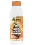 Garnier Fructis Papaya Hair Food regenerační kondicionér pro poškozené vlasy 350 ml