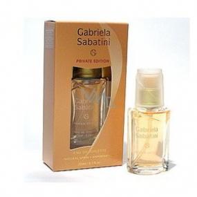 Gabriela Sabatini Private Edition toaletní voda pro ženy 20 ml