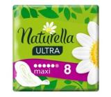 Naturella Ultra Maxi s heřmánkem hygienické vložky 8 kusů
