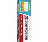 Blend-a-dent Extra Stark Frisch fixační krém pro zubní náhrady, protézy 47 g