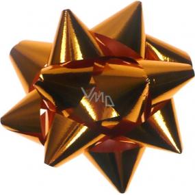 Nekupto Hvězdice velká metal měděná HY 15621 8 cm