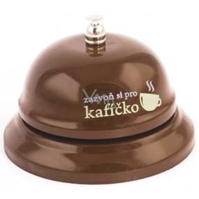 Albi Zvonek recepční Zazvoň si pro kafíčko