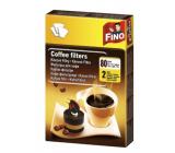 Fino Kávové filtry 2 velikost / 80 kusů