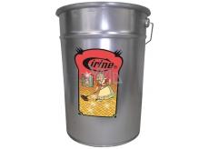Cirine Bílá tuhá pasta na parkety, dřevo a linoleum 13 kg