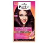 Schwarzkopf Palette Instant Color postupně smývatelná barva na vlasy 11 Tmavá třešeň 25 ml