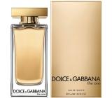 Dolce & Gabbana The One Eau de Toilette toaletní voda pro ženy 100 ml