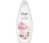 Dove Nourishing Secrets Rozzařijící Rituál Lotosový květ a rýžová voda sprchový gel 250 ml