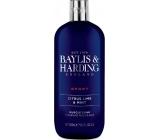 Baylis & Harding Men Limetka a Máta pěna do koupele pro muže 500 ml
