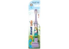 Banat Dino Soft měkký zubní kartáček pro děti 2-5 let